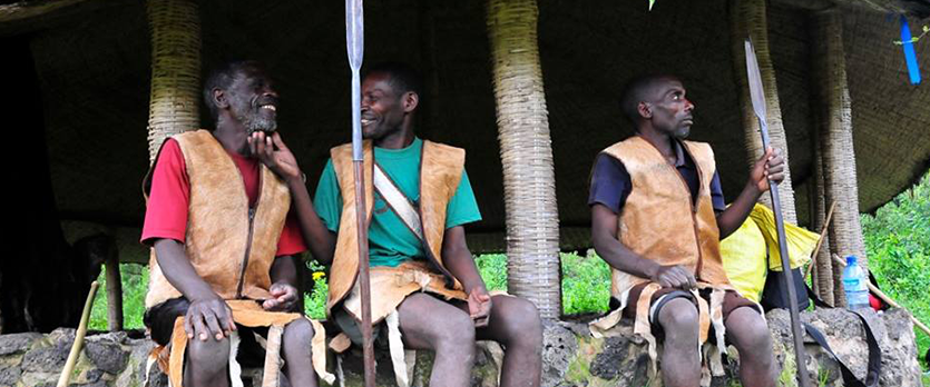 batwa elders
